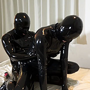 Rubber Suit Lovers~ラバー落ちする人妻 前編~