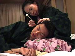母子交尾 【芦ノ湖路】