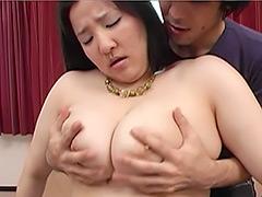 五十路のオカン膣内ぶっかけ! 秋吉多恵子 50歳