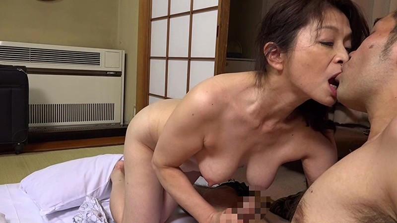 還暦フルムーン 遠田夫妻の熟年交尾 遠田恵未