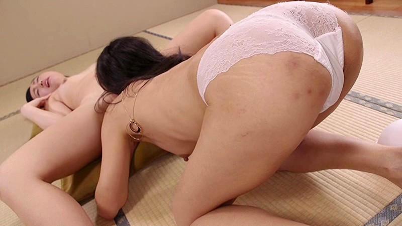 母と娘のレズビアン 小川ひまり 平岡里枝子