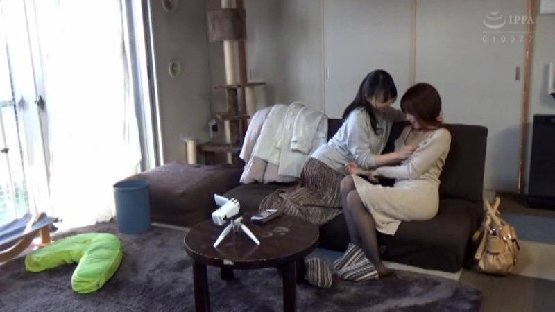 羽田希のレズナンパ 画像 1