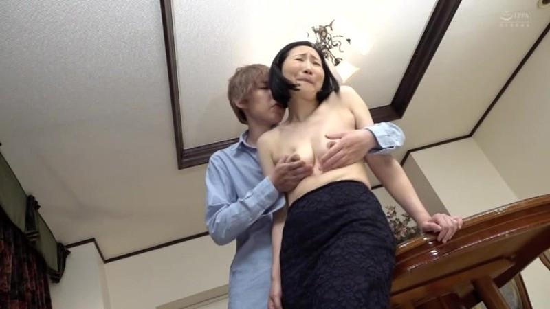 IdolLAB | ruby3-0593 近親相姦 五十路のお母さんに膣中出し 緒方泰子
