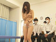 新任女教師・谷花紗耶 羞恥!男子校の性教育:辱め