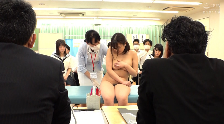 羞恥!思春期発育状況検査会~まどか編~ 画像 6