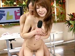 レイプ!美人女子アナはTV局の高級売春婦
