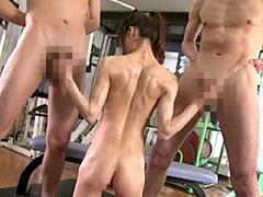 筋肉:筋肉女作品集