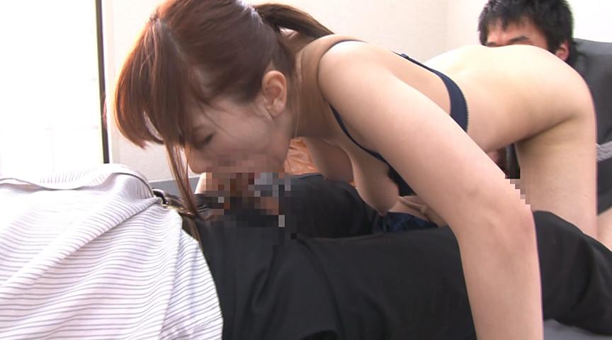 異物混入の謝罪に来た女部長が土下座! 波多野結衣