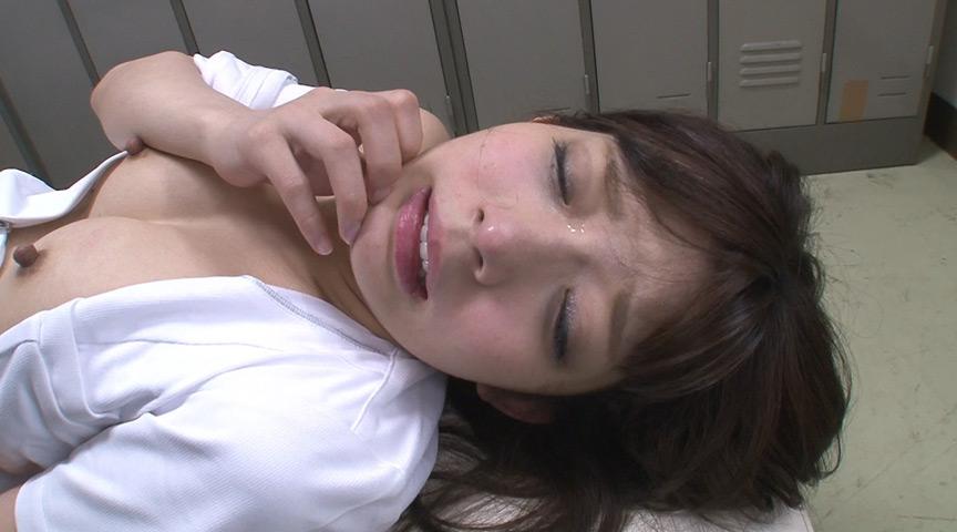 夜勤病棟レイプ 本当は待っていたんじゃないの?夜中一人で働く看護師をトイレでこっそりレイプ 20枚目
