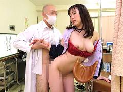 河北はるな:羞恥!男女混合全裸精密検査