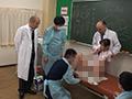 卒業時共通試験の合格率が異常に高い介護専門学校のサムネイルエロ画像No.6