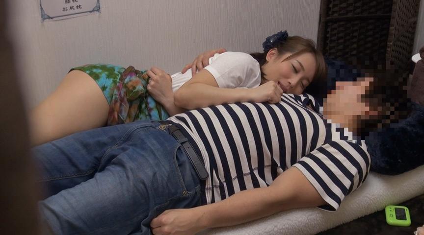 人妻添い寝リフレで働く妻のママ友を発見!