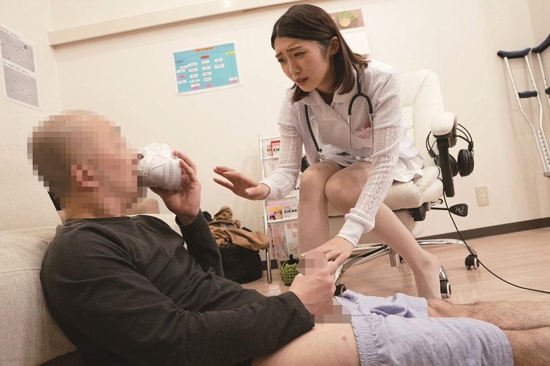 不妊治療センターの精液採取室に配属されました…2