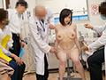 羞恥!男性教諭と一緒に着任前健康診断を受けさせられる-2