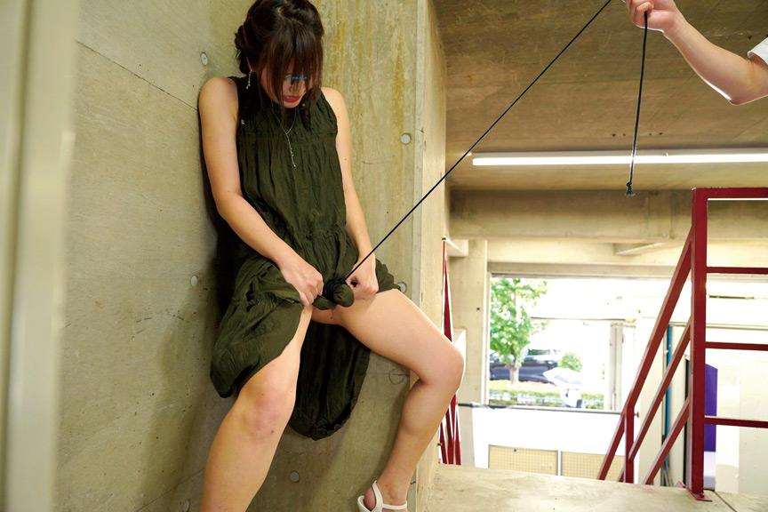 未○年女子大生がリード付き固定バイブでイキまくり! 画像 6