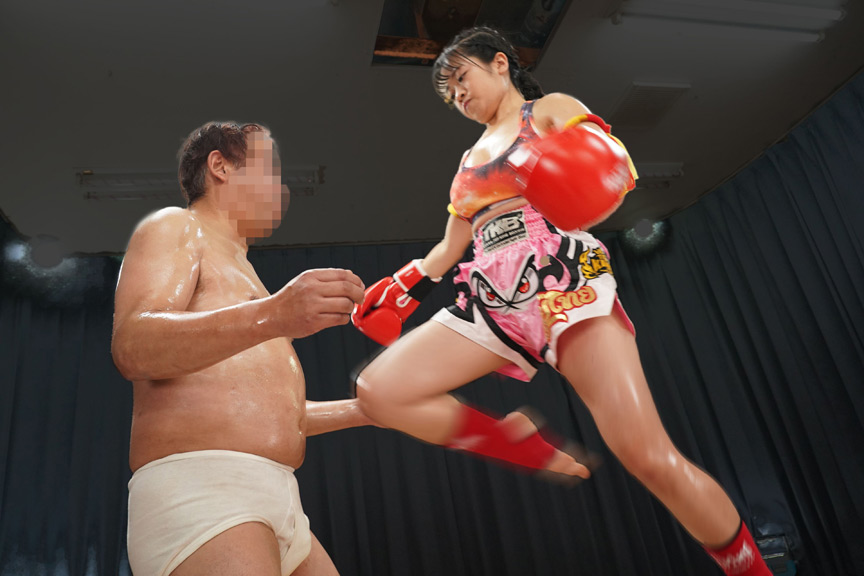 IdolLAB | sadistic-0973 ムエタイ王者妻が負けたらレイプのデスマッチに挑戦!