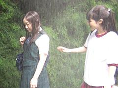 ウェット&メッシー:雨の日の登下校