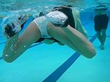 冬服潜水競技