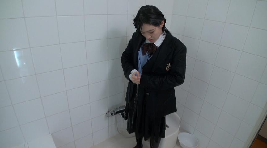 IdolLAB | sandw-0114 真冬の制服入浴