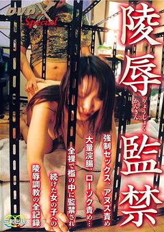 陵辱監禁 全裸で檻の中に監禁され続けた女の子への陵辱調教の全記録