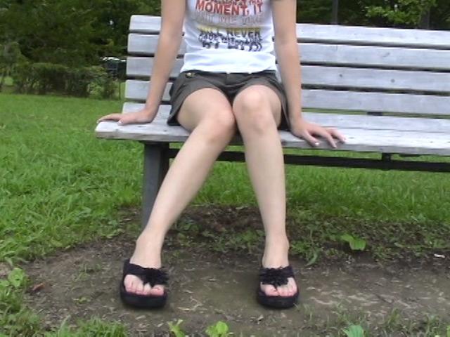 Panty Pissing -おもらし遊びに魅せられた少女たち- 画像 19