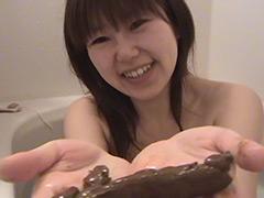 【さくらもも動画】スカトロAV女優排泄日記_さくらもも-スカトロ