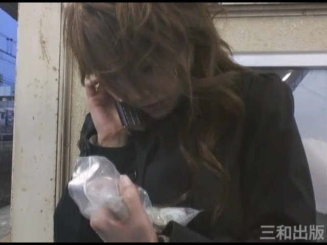 失禁120分 失便ガマン料理/鉄道ホーム失禁 画像 10