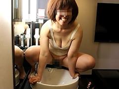 【動画】熟年性愛通信 投稿映像2 塚本里子(仮名)52歳:熟女