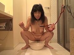 【いずみ動画】【動画】素人投稿-奴隷夫人-PART3-奉仕奴隷夫人・いずみ -SM