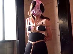 【動画】素人投稿 奴隷夫人 PART4 「快感奴隷夫人・友世」