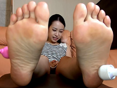 女が股間を熱くする… 足裏愛撫コレクション