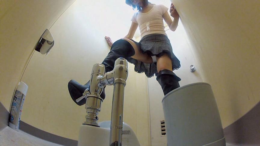 盗撮~トイレ 画像 2