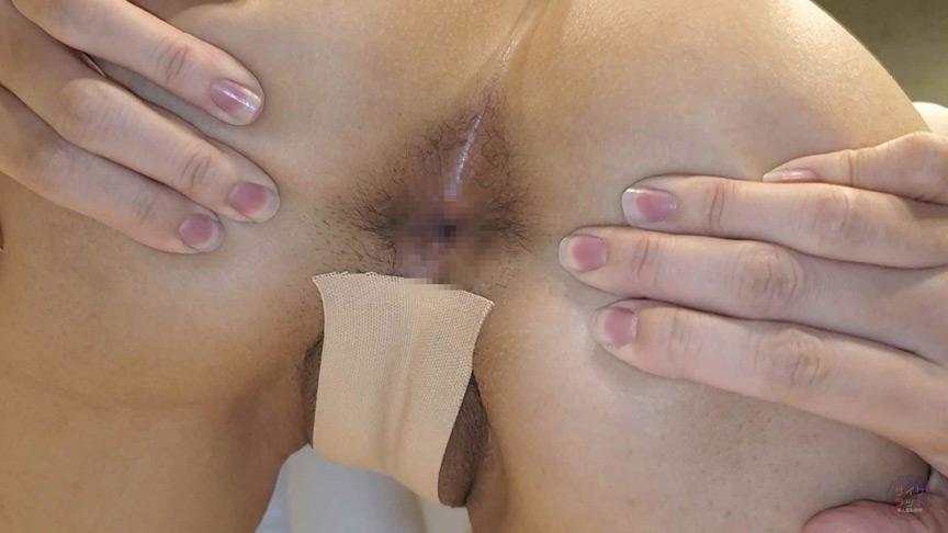素人リアル排泄 金髪ショートカット娘、公開脱糞 あすか 画像 4