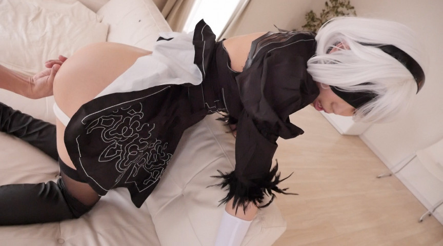厳選美少女にコスプレオレの子を孕ませるヨルハ●号B型 画像 5