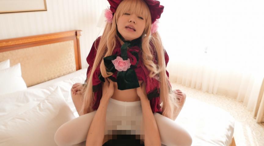 厳選美少女にコスプレさせてオレの子を孕ませる!●紅 画像 8