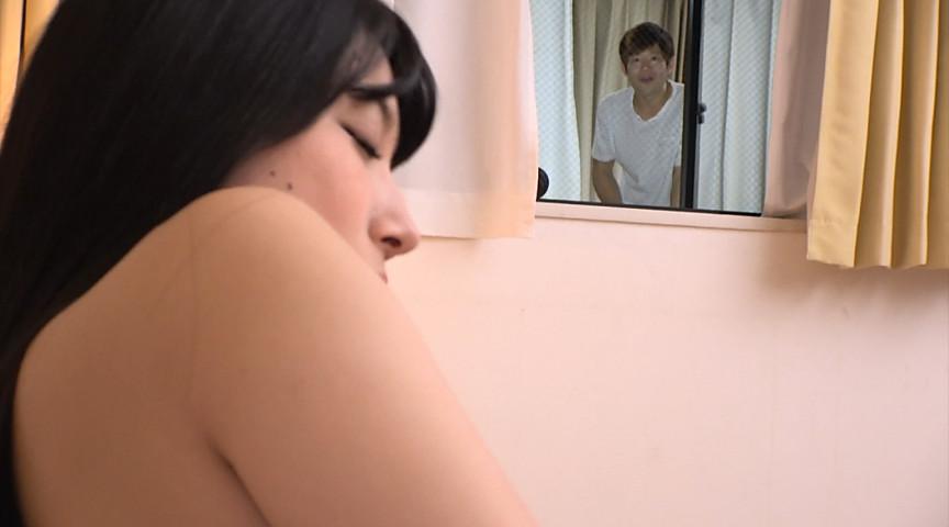 向かい部屋の無防備すぎる人妻を覗いていたら股をひろげてオナりはじめた彼女と目があってしまった