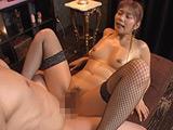 激しく腰を振る美乳淫乱痴女エステティシャン 【DUGA】