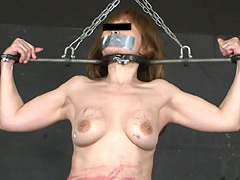 PAIN GATE 電流絞首刑 黒ギャルのチンポ研究 激エロ・フェチ動画専門|ヌキ太郎