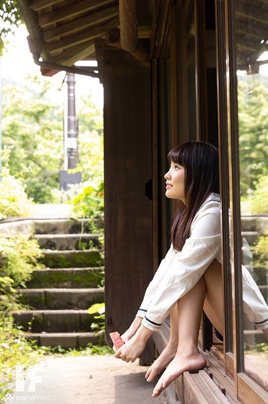 田舎の夏はヤル事しかない! 枢木あおい/河奈亜依 画像 8