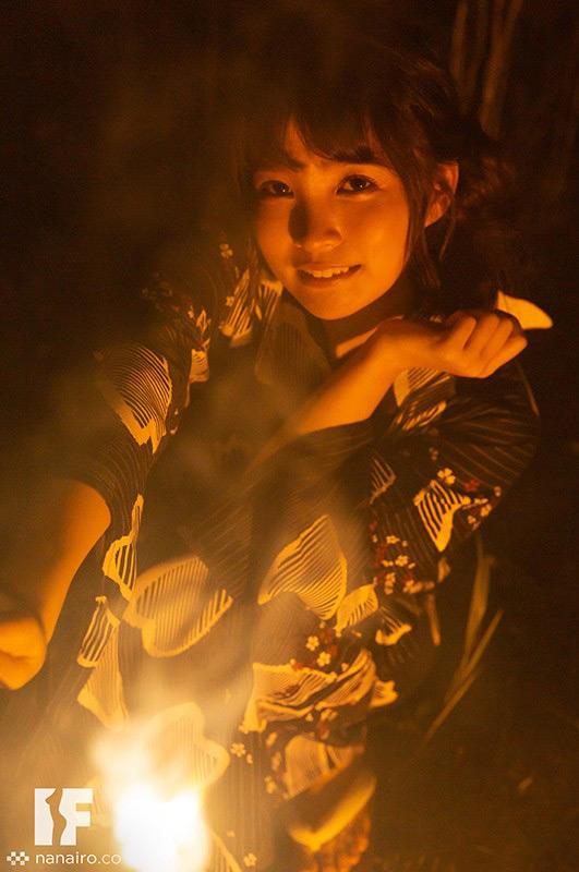 田舎の夏はヤル事しかない! 枢木あおい/河奈亜依 画像 16