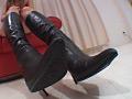 FFIS-04 激臭 美女の蒸れたブーツの中身! 無料画像11