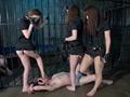 舌奉仕奴隷 人間便器-4