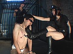 セカンドフェイス非公開映像8 カリスマS女杏子ゆう 高沢沙耶の拷問責め ブーツ責め 鞭責め 罵倒責め