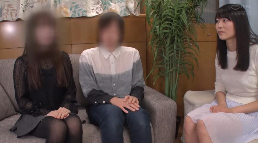 美人女子大生が妊活夫婦の採精オナニーお手伝い体験!のサンプル画像