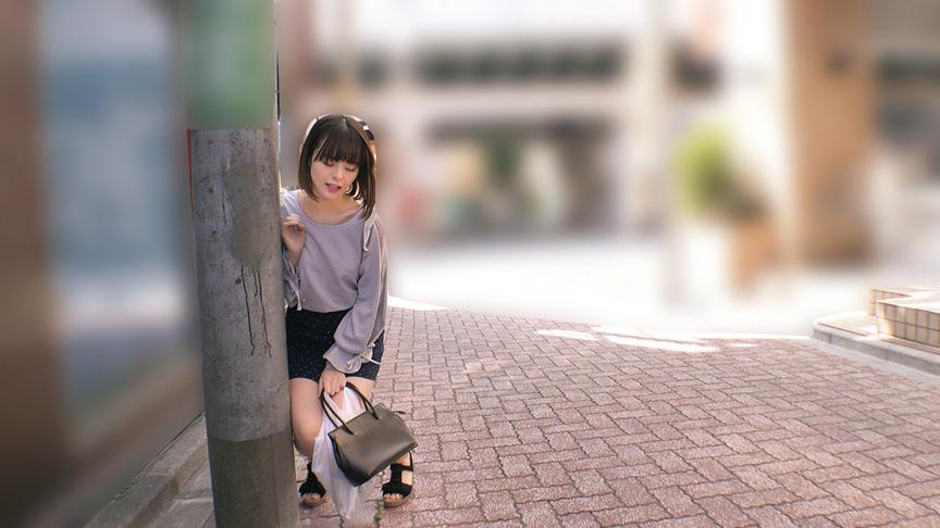 素人美少女とリモコンバイブお散歩 2 ーNK区編ー 画像 6