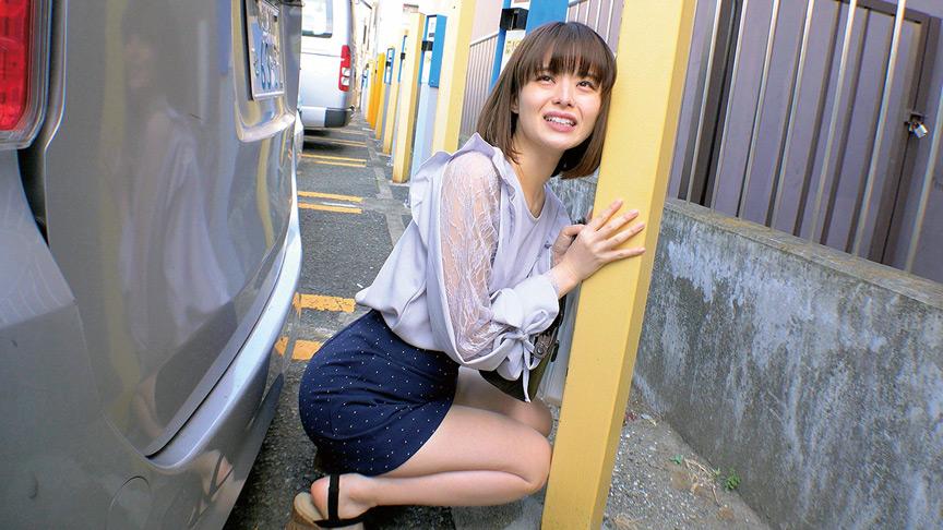 素人美少女とリモコンバイブお散歩 2 ーNK区編ー 画像 11