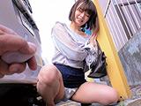 素人美少女とリモコンバイブお散歩 2 ーNK区編ー