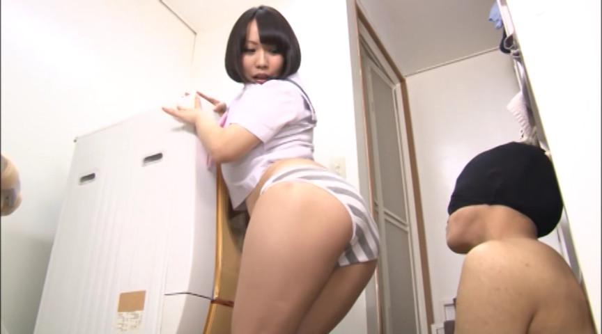 綿パン尻コキ女子校生02