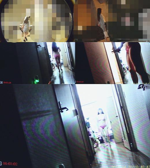 《過激》【電車チカン】【自宅盗撮】【睡眠姦】白色清楚女子大生 巨乳 #2 4枚目