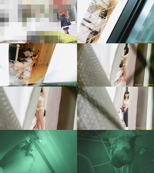 《過激》【電車チカン】【自宅盗撮】【睡眠姦】透明感がすごい美少女 純白P #5 4枚目